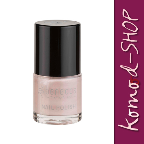 Benecos Nagellack / Nail Polish Sharp Rosu00e9 | Komood-Shop