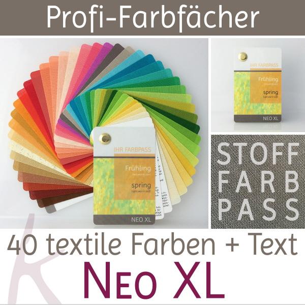 36 Farben neu Farbberatung Farbfächer für Frühlingstyp Farbpass